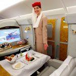 Jak vypadá luxusní cestování arabských šejků aerolinkou Emirates? 5