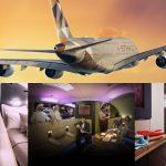 The Residence: létající apartmán Arabských areolinek Etihad