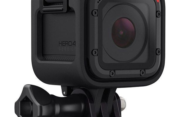 Konečně! GoPro HERO 4 s rozlišením 4K, 30 FPS a první dotykový displej 1