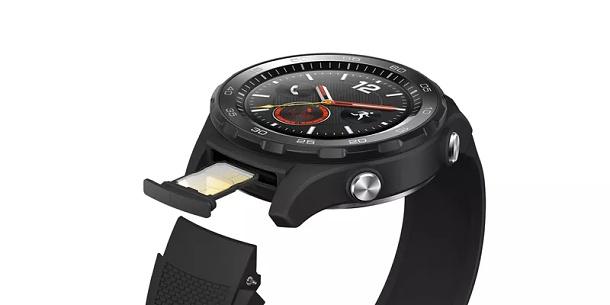 Huawei Watch umí odteď telefonovat 1
