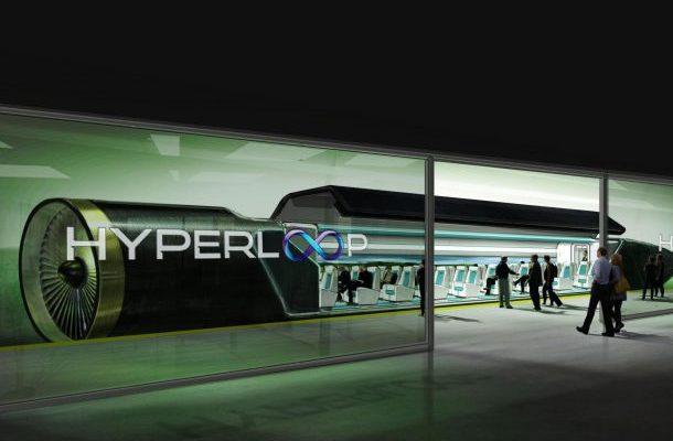 Dorazí revoluční dopravní prostředek Hyperloop na Slovensko? 1