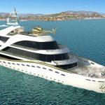 První luxusní jachta vytvořená speciálně pro ženy