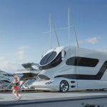 Nejdražší karavan na světě prodaný za tři milióny dolarů