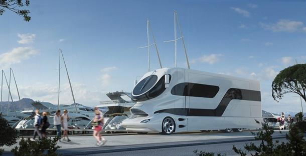 Nejdražší karavan na světě prodaný za tři milióny dolarů 1