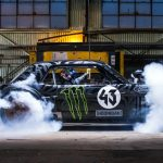 Ken Block v nové Gymkhane 7 s 845 HP 1965 Ford Mustang AWD Monster 7