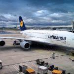 Airbus A350 ve službách Lufthansy je připravený na létání 4