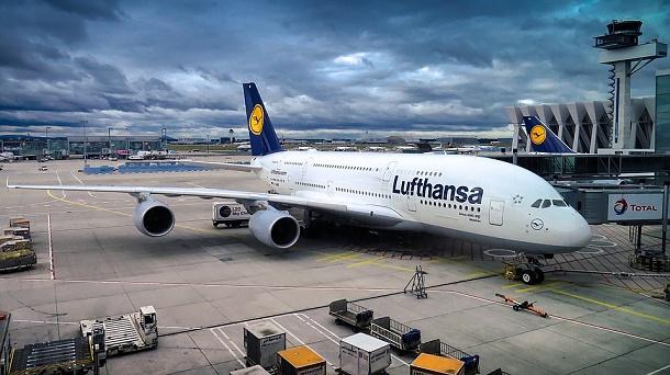 Airbus A350 ve službách Lufthansy je připravený na létání 1