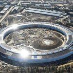 Apple Campus 2 – výstavba megasídla se blíží do svého finále