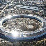 Apple Campus 2 - výstavba megasídla se blíží do svého finále 4
