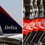 Umění ve výškách – společnost Delta Airlines a Coca-Cola vytvořili výjimečný projekt