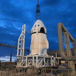 Kosmická loď Crew Dragon společnosti SpaceX poletí k Měsíci již v roce 2018 6