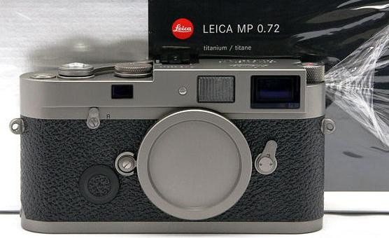 Pouze pro 333 bohatých znalců: Leica M-P Titanium stojí tolik jako automobil! 1