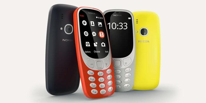 Nezničitelná Nokia 3310 zažívá velkolepý návrat na trh 1