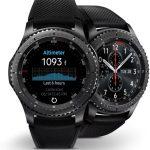 Samsung Gear S3: k nerozeznání od klasických švýcarských hodinek