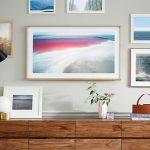 Umělecké dílo a televizní obrazovka v jednom? Samsung přináší unikátní model The Frame 3