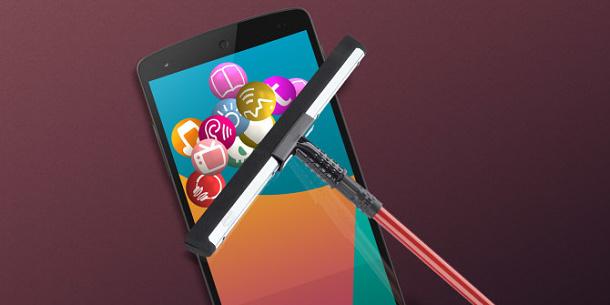 Připravujete se na jarní úklid? Nezapomeňte uklidit ve Vašem smarthphonu! 1