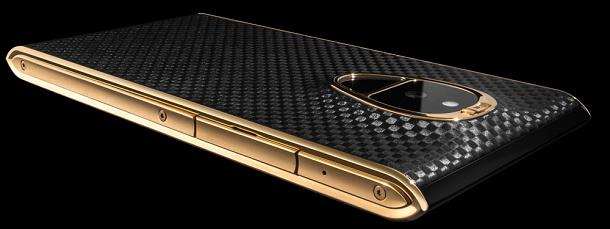 Sirin Labs Solarin - nejdražší mobilní telefon na světě s extrémním zabezpečením 1