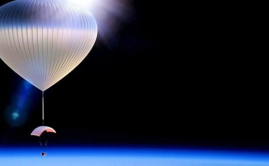 Balónem do vesmíru? Proč ne?! 1