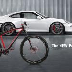 Vozidla Porsche nebyly ještě nikdy dostupnější! Představení Porsche Bike´s
