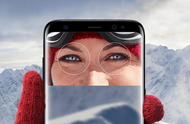 Jak dlouho travalo Samsungu vyvinout snímač duhovky? 1
