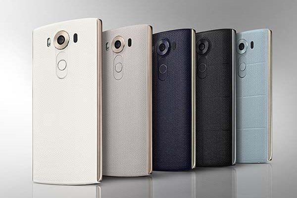 LG V 10: špičkový tebletofon pro technologické nadšence 1