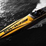 Motorový člun AMG inspirovaný sporťákem z hry Gran Turismo