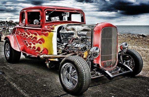 Nevíte co se starým autem? Berte si příklad z Američanů 1