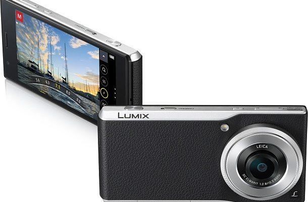 Panasonic Lumix DMC-CM1: konečně nadupaný smartfon s pořádným fotoaparátem 1