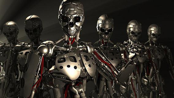Zničí lidskou rasu robotičtí zabijáci? 1
