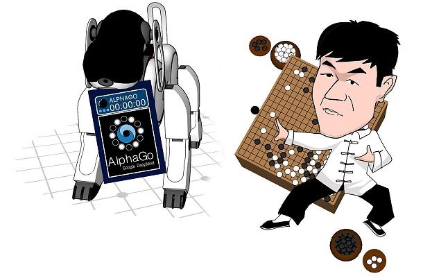 Nová doba! Počítač zdolal člověka ve staré Čínské hře 1