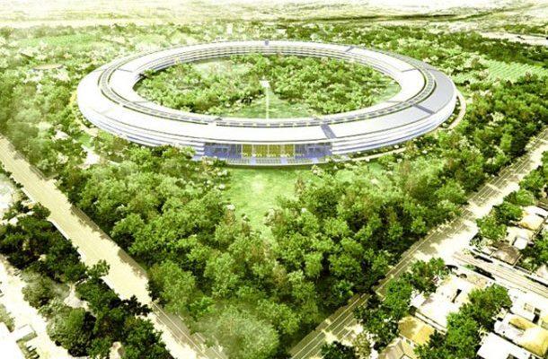 18 věcí, které jste nevěděli o sídle Apple Campus 2 1