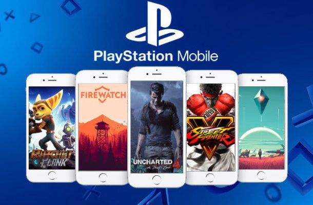 Forwardworks: Playstationové hry na smartfonech 1