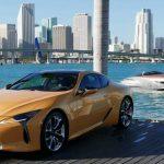 Lexus představil úžasný koncept sportovní jachty 6