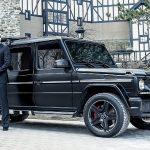 Mercedes-Benz G63: auto, které vzbuzuje respekt! 3