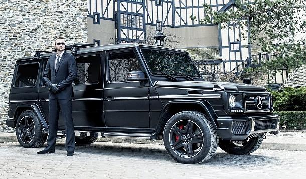 Mercedes-Benz G63: auto, které vzbuzuje respekt! 1