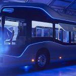 Autobus budoucnosti se začátkem týdne projížděl ulicemi Amsterdamu