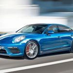Druhá generace Porsche Panamera - nejrychlejšího luxusního sedanu na světě 6
