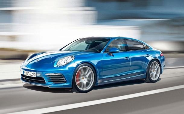 Druhá generace Porsche Panamera - nejrychlejšího luxusního sedanu na světě 1