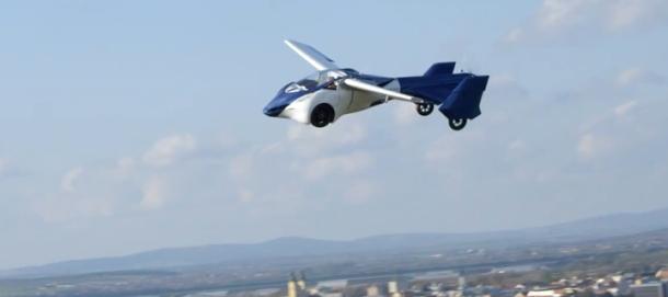 Slovenský aeromobil již uskuteční první lety nad Slovenskem 1