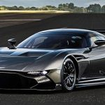 Velmi rychlý a krásný Aston Martin Vulcan 4