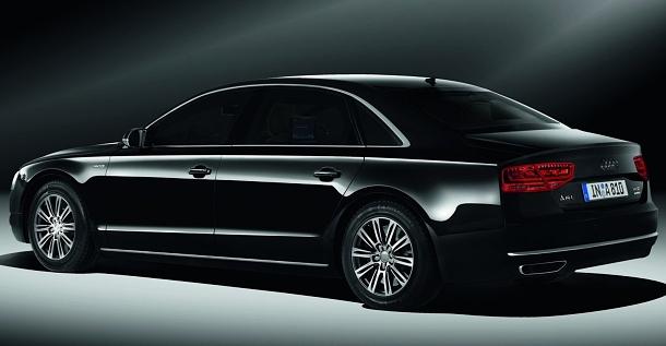 Audi A8 L Security: nejbezpečnější Audi všech dob 1