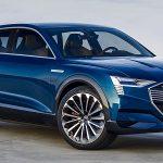 Audi E-Tron Quattro Concept: elktrické SUV bez kompromisů