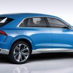 Audi Q8 je novým prémiovým SUV, které se dotne v roce 2018