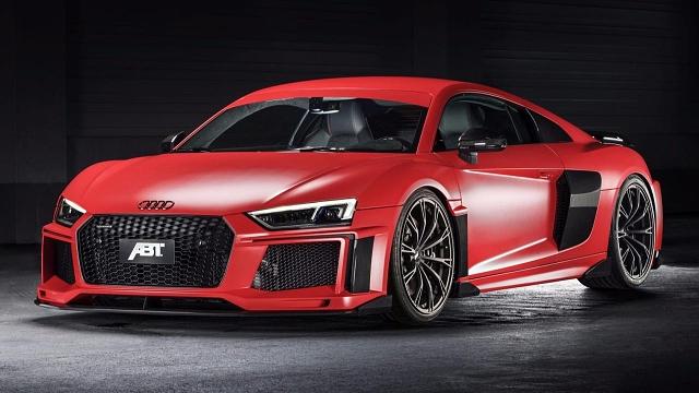 Lechčí, rychlejší a silnější: nové Audi R8 V10 Plus 1