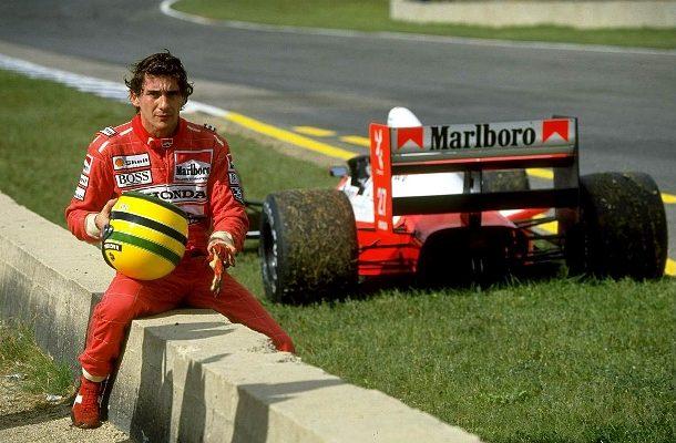 Zajímavosti o Ayrtonovi Sennovi, které by měl znát každý fanoušek F1 1