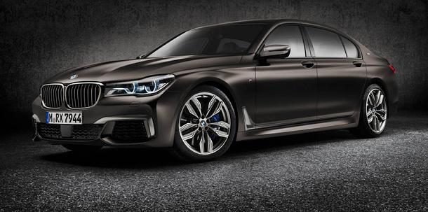 BMW XDrive M760 Li s brutálním výkonem právě přichází do prodeje! 1