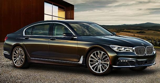 Nová sedmička: nejdokonalejší automobil od BMW 1