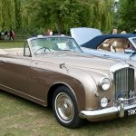 Vzácný model Bentley S1 Continental je snem každého sběratele luxusních veteránů