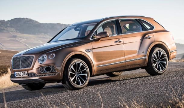 Bentley Bentayga - luxusní svalovec zčásti ze Slovenska 1