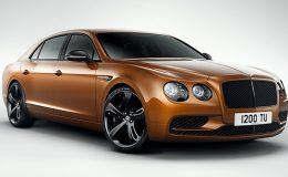 Bentley Flying Spur W12 je nejrychlejší čtyřdveřový sedan 6